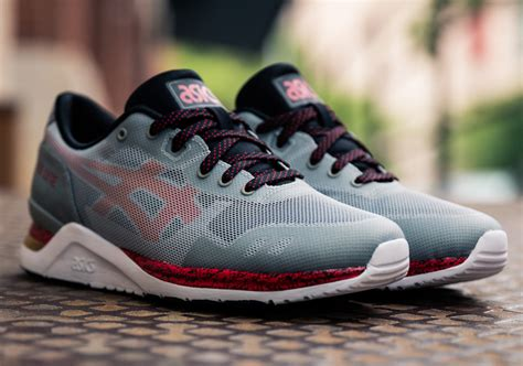Sepatu Asics Gel Lyte Evo Nt Original a closer look at the asics tiger evo collection sneakernews