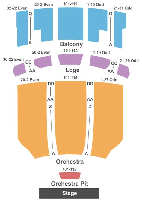 beatles tickets seating chart let it be a celebration of the of the beatles