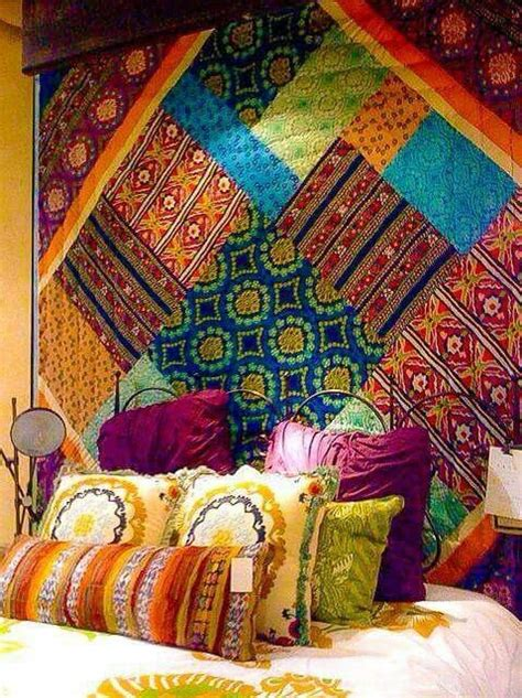 american hippie boheme boho lifestyle bedroom hippie