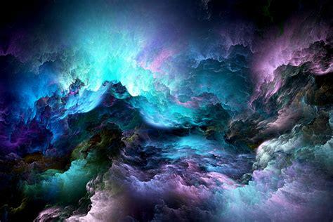 imagenes abstractas wallpapers papel pintado abstractas colores irreales nubes