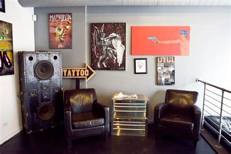 tattoo shops hiring nyc 25 best images about tattoo studio interior design ideas