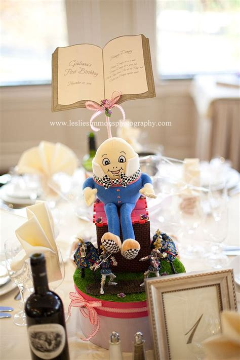 11 Best Images About Nursery Rhyme Party On Pinterest Nursery Rhymes Baby Shower Decorations