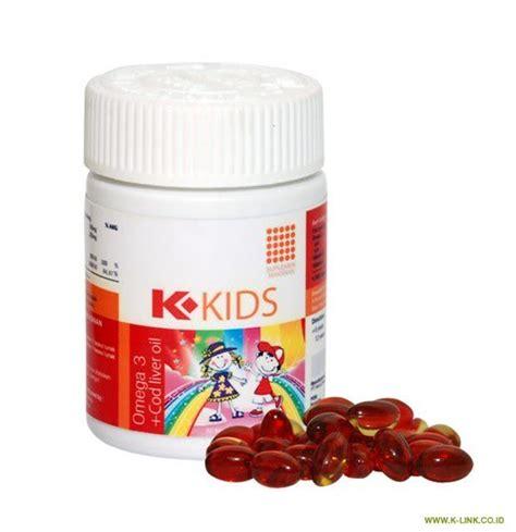 Kesehatan K Link Omega K Omega Anak Kidz konsep kesehatan kecantikan k link 2012 07 08