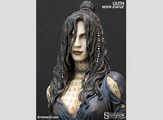 Lilith Statue by Luis Royo and Romulo Royo | Sideshow ... Lilith