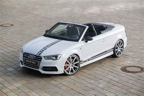 Audi A3 Cabrio Tuning by 426 Hp For Mtm S Audi S3 Cabriolet Autoevolution