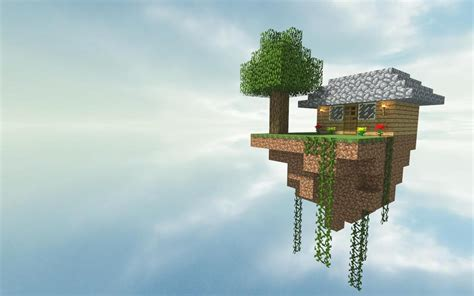 skyblock map skyblock survival 1 7 1 8 multiplayer compatible maps mapping and modding java edition