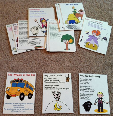 song cards testy yet trying car ride activities set 6