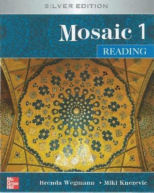 libro mosaic 1 students book mosaic level 1 reading student book reading student key code for e course pack by brenda