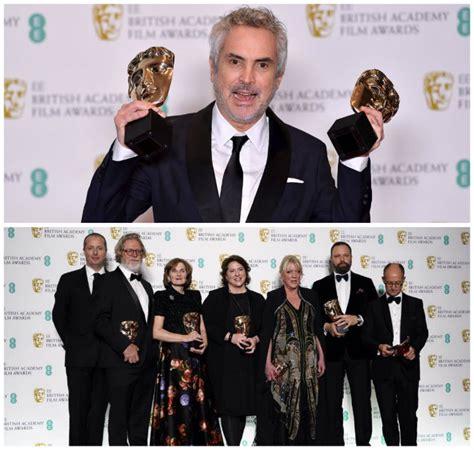 premios oscar roma y la favorita arrasan en los oscar 2019 con 10 nominaciones noticias premios bafta 2019 roma y la favorita fueron las principales ganadoras en los