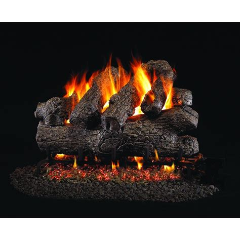 Peterson Fireplace Logs by Peterson Gas Logs 24 Inch Royal Oak Vented