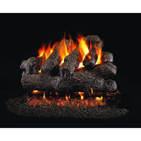 peterson gas logs 24 inch royal oak vented