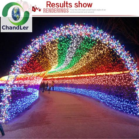 holiday decoration led lights string outdoor 100m 600leds