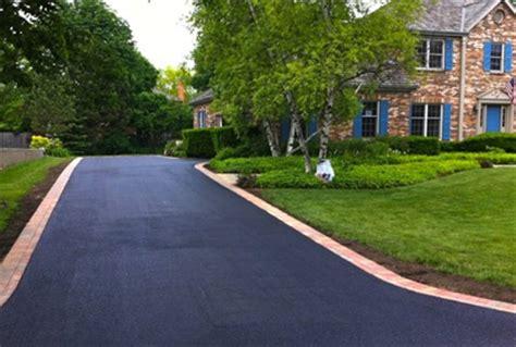 asphalt driveway design diy paving ideas photos