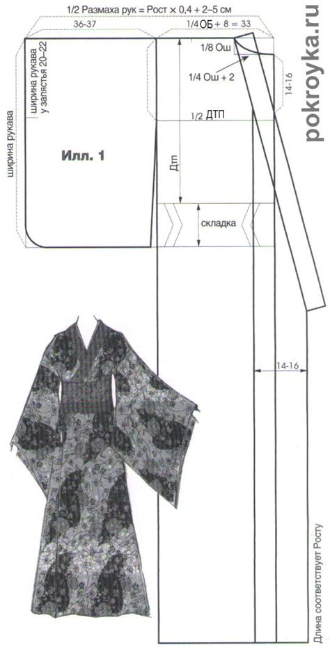 drafting kimono pattern 302 best images about m 248 nster on pinterest sewing
