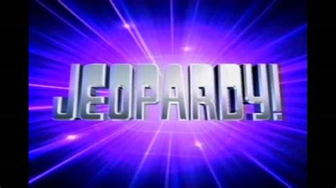 theme music jeopardy game show jeopardy theme wartemusik youtube