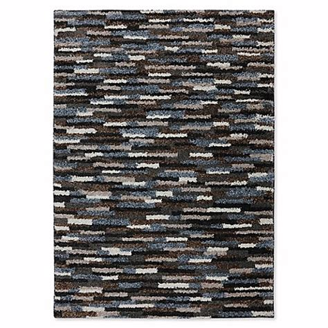 bed bath and beyond augusta mohawk home augusta collection mesa rug in black bed