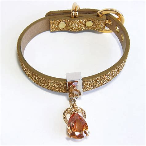jeweled collars puppy clothes designer apparel stylish clothes unique collars fancy