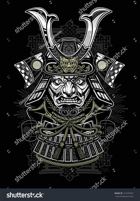 samurai stock vector 121676932 shutterstock