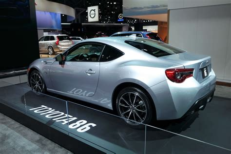 The Toyota 86 The 2017 Toyota 86 Is Here To Replace The Scion Fr S