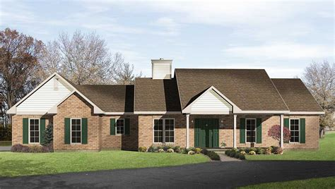 cheerful ranch house plan 22070sl 1st floor master suite cad available corner lot pdf cheerful ranch house plan 22070sl 1st floor master