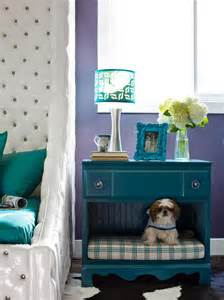 dog bedroom furniture how to turn old furniture into new pet beds diy home