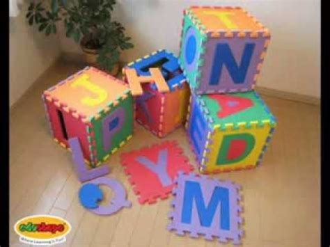 Baby Foam Play Mat Bpa Free by Edu Tiles 26 6x4ft Play Mat Uppercase Letters Foam