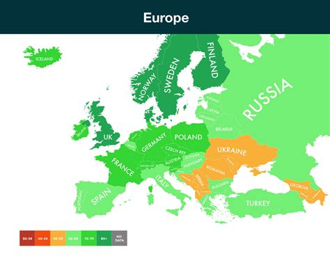 Teh Eco which countries are exposed to climate change