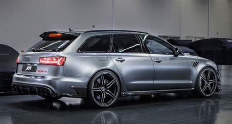 Audi A6 Mtm 730 Ps by Abt Audi Rs6 R Revealed With 730 Ps