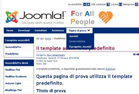 Joomla 3 Template Vorlage Template Accessibile Joomla 3 Confortevole Soggiorno Nella Casa