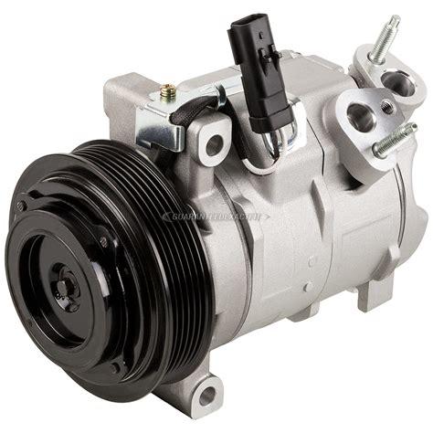 2010 dodge avenger a c compressor 2 7l engine 60 03224 na