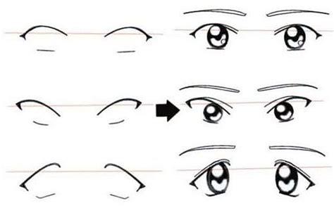 imagenes ojos para dibujar ojos tiernos dibujos imagui
