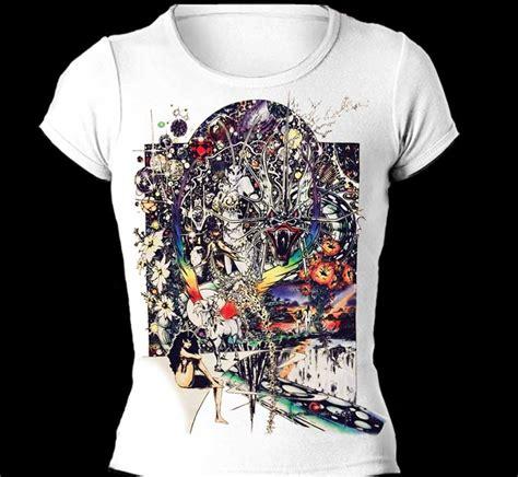 design art t shirt dragon lady womens fantasy art t shirt white