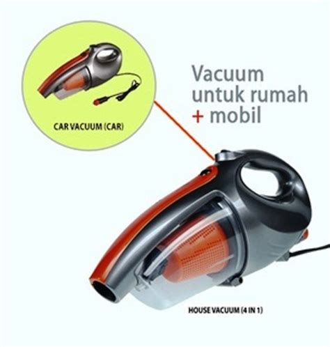 Vacuum Cleaner Indonesia il130s bombastic vacuum cleaner penyedot debu portable