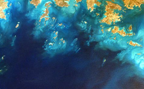earth view wallpaper mac mz56 sea from sky earthview art nature wallpaper