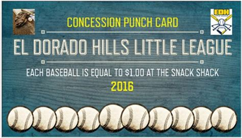 concession card template concession sales resume