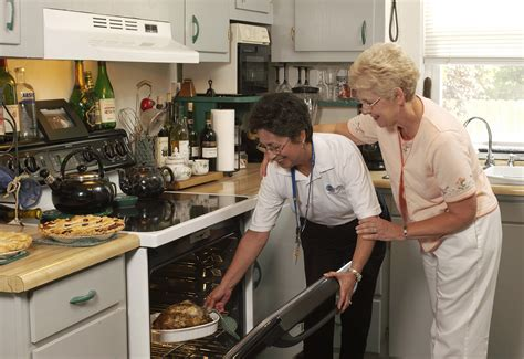 seniors and kitchen safety tips for the heart of the