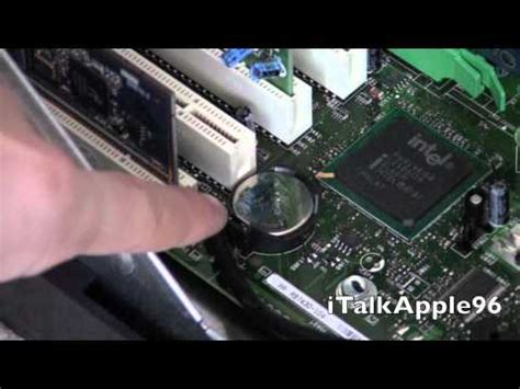 cara reset baterai laptop how to change the cmos battery in your desktop computer