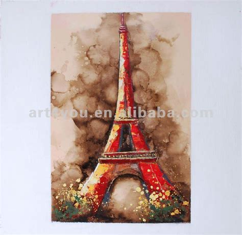 Acrylic Potongan eiffel tower i13 jpg 795 215 1126 acrylic paint crafts