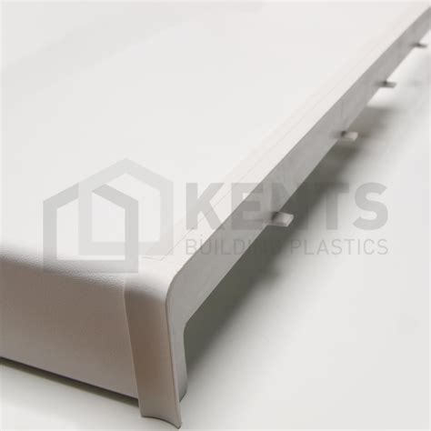 An Sil White 295mm k sil mitre joint 90 and 155 degree white