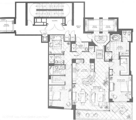 ritz carlton floor plans ritz carlton former one bal harbour apartments for sale
