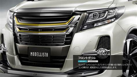 Tomica Toyota Alphard Custom Bodykit 1 kits for minivans autos post