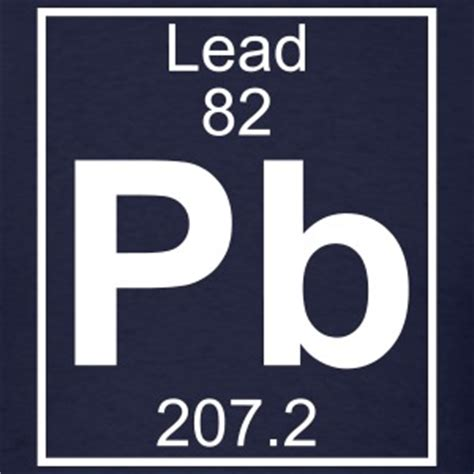 element 82 periodic table periodic table t shirts spreadshirt