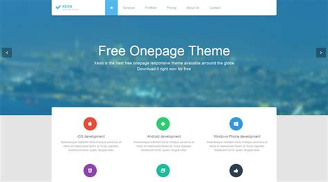 bootstrap templates free for java free bootstrap templates collection html css 第七城市