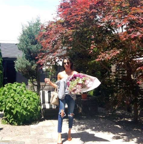 Meghan Markle House Meghan Markle Shows Off Her Toronto Home On Instagram