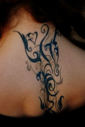 tribal tattoos on girls tribal tattoos for tattoos for