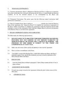 buyer seller contract template seller sale agreement hashdoc