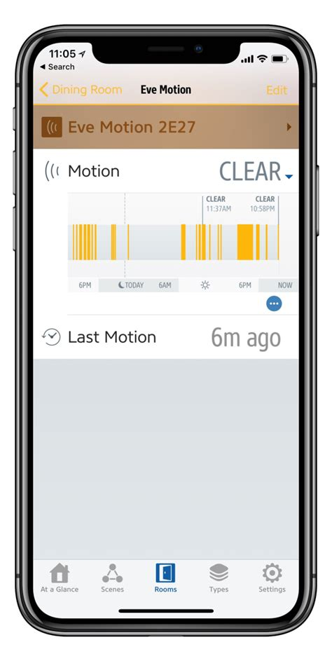 review motion homekit compatible motion detector iphone j d