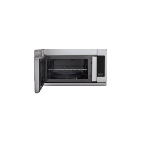 Microwave Second lg lmv2257st stainless steel the range microwave with