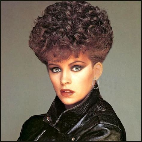 haircut short and permed in 80s salon 496 best images about 80s hair on pinterest donna mills