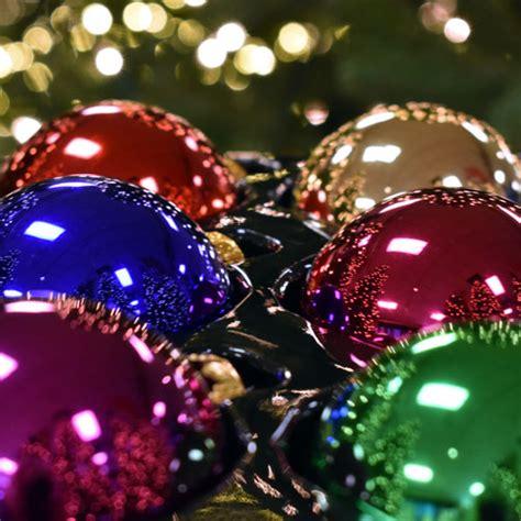 modern display christmas decor christmas lights card and